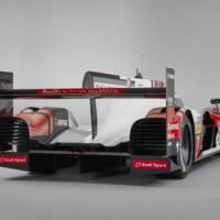 2015 Audi R18 e-tron quattro - Official pictures and details
