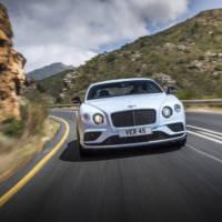 2015 Bentley Continental GT updates announced