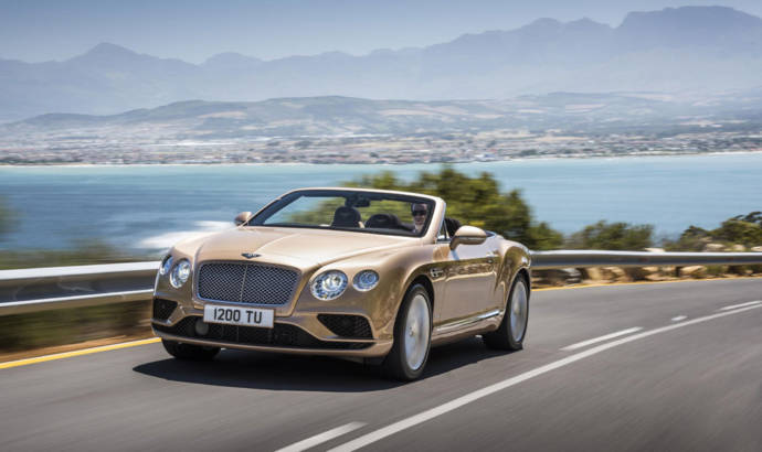 2015 Bentley Continental GT updates announced