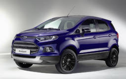 2015 Ford Ecosport refreshed in Geneva