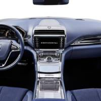 2015 Lincoln Continental Concept - Official pictures and details