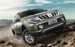 2015 Mitsubishi L200 first info and details