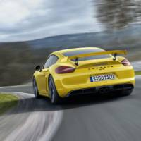 2015 Porsche Cayman GT4 tested on road and track