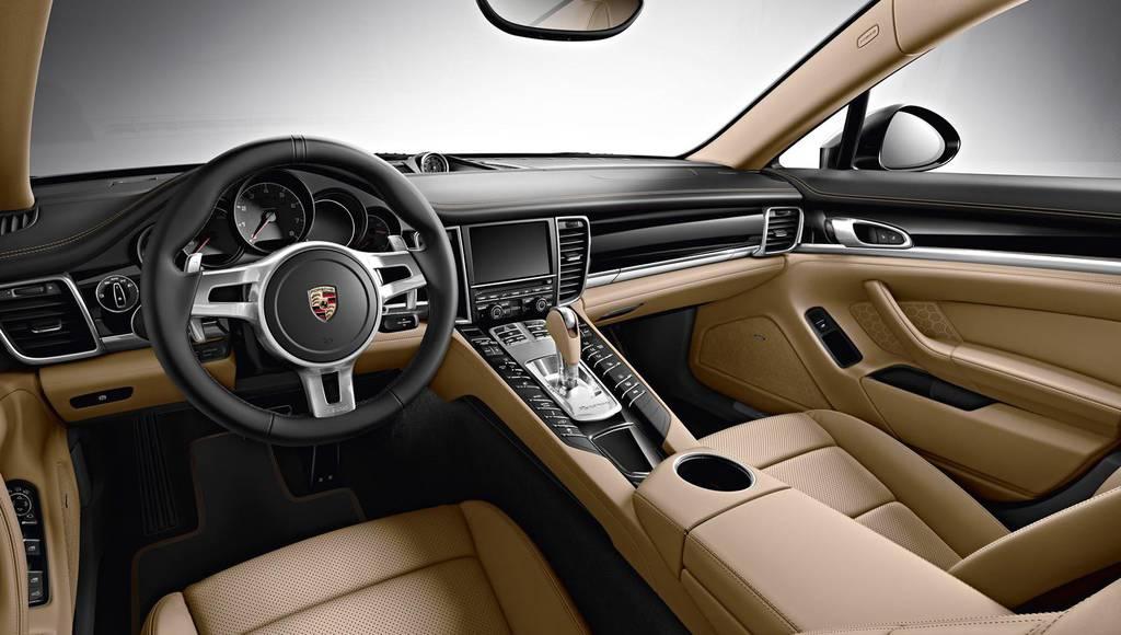 2015 Porsche Panamera Edition introduced