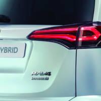2015 Toyota RAV4 Hybrid teased