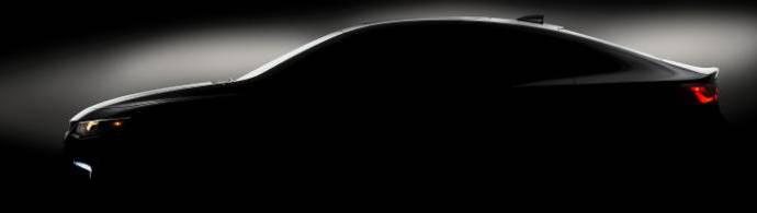 2016 Chevrolet Malibu teased ahead of New York debut