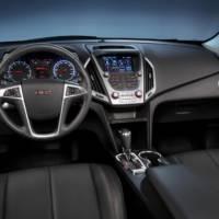 2016 GMC Terrain facelift introduced