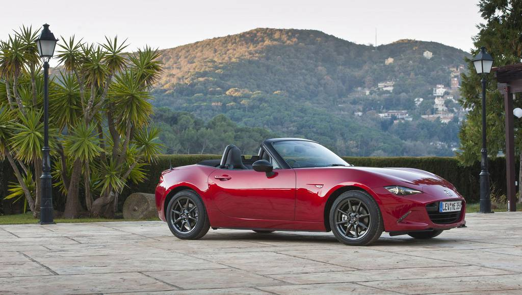 2016 Mazda MX-5 US pricing announced