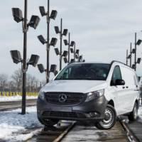 2016 Mercedes Metris introduced in US