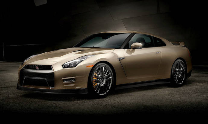 2016 Nissan GT-R US prices announced