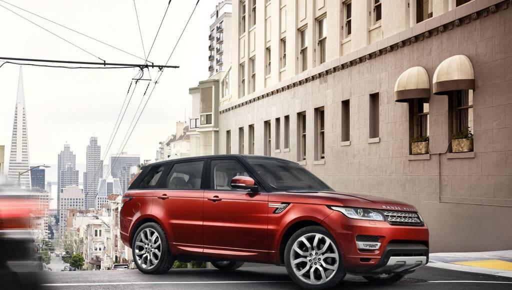 2016 Range Rover Sport US range enhanced