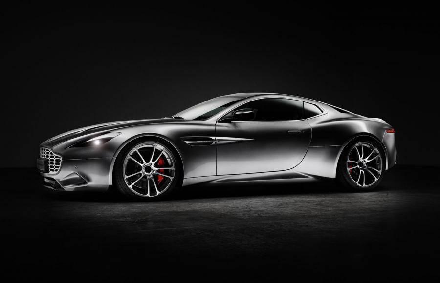 Aston Martin Thunderbolt concept unveiled