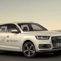 Audi Q7 e-tron makes video debut