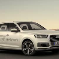 Audi Q7 e-tron makes video debut