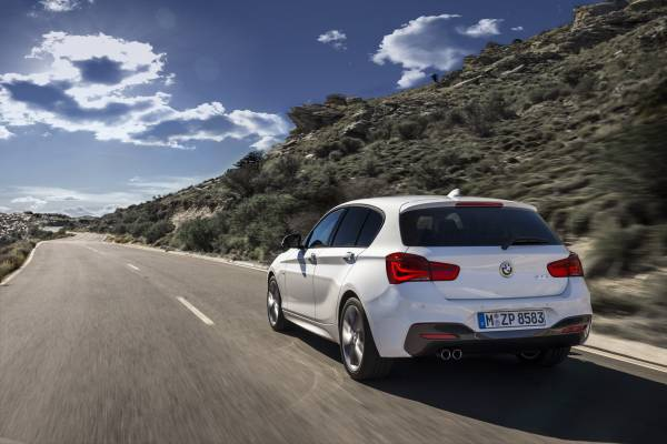 BMW 1-Series promoted by Marco Wittman