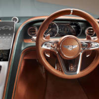 Bentley EXP 10 Speed 6 Concept infos and photos