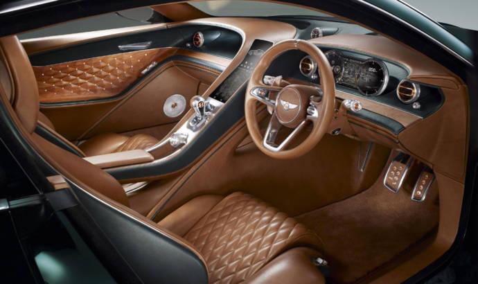 Bentley EXP 10 Speed 6 Concept infos and photos