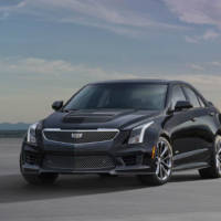 Cadillac ATS-V performance figures announced