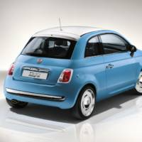 Fiat 500 Vintage 57 introduced in Geneva