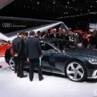 Geneva 2015 - Audi Prologue Avant Concept