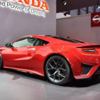 Geneva 2015 - Honda NSX is here to impress