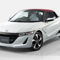 Honda S660 Concept Edition introduced