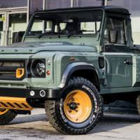 Kahn Design Land Rover Defender tuning package