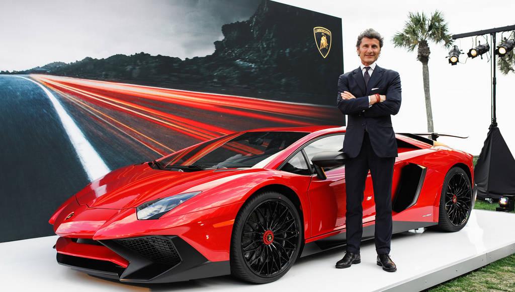 Lamborghini Aventador LP750-4 Superveloce US pricing announced