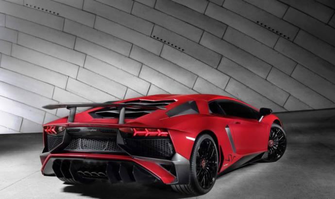 Lamborghini Aventador LP750-4 Superveloce promo introduced
