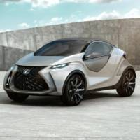 Lexus LF-SA Concept info and photos