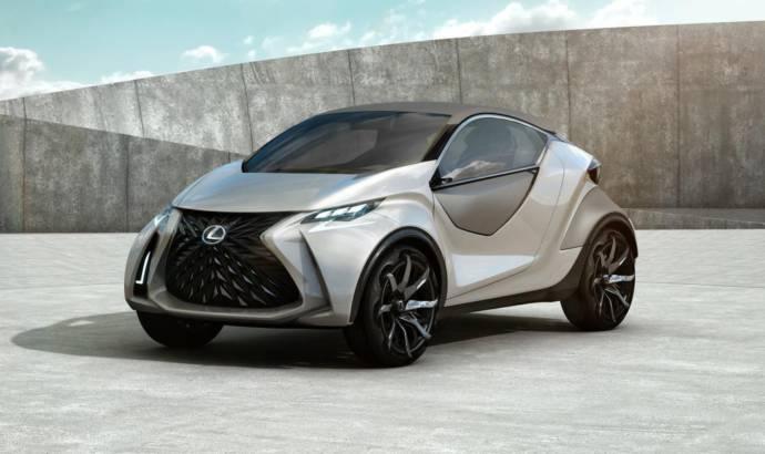 Lexus LF-SA Concept info and photos