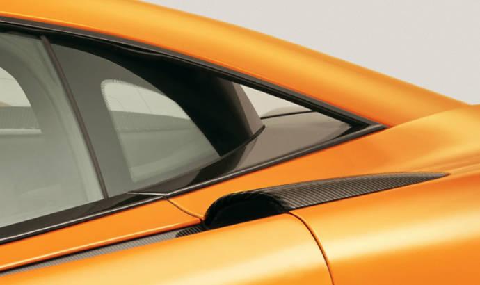 McLaren 570S Coupe name officially confirmed