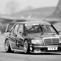 Mercedes-Benz 190 E Evo II celebrates 25 years of life