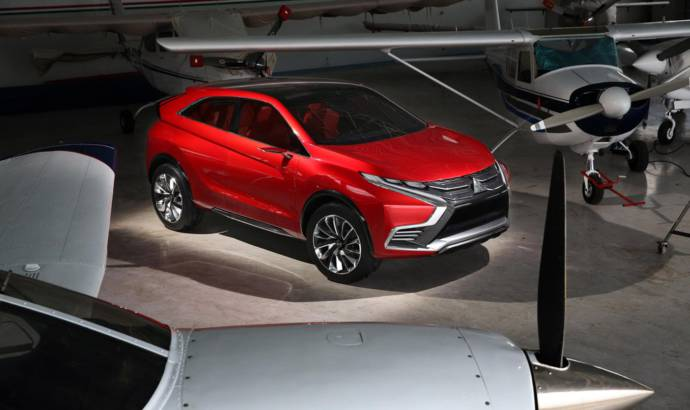 Mitsubishi Concept XR-PHEV II introduced