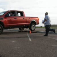 Nissan Titan endures tough testing