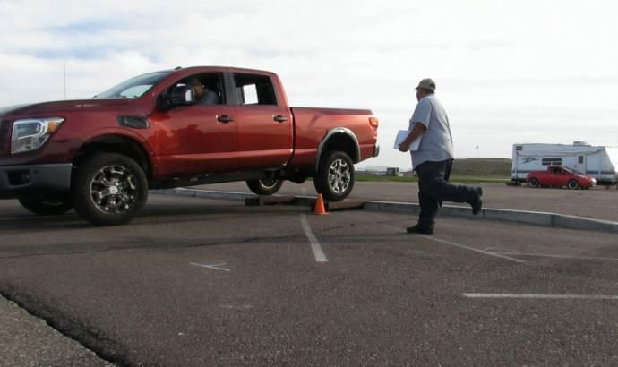 Nissan Titan endures tough testing