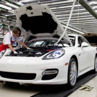 Porsche offered a bonus for its employees