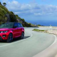 Range Rover Sport HST - The first official picture