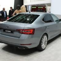 Skoda Superb sets new standards for the Czech manufacturer