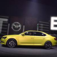 Skoda Superb sets new standards for the Czech manufacturer