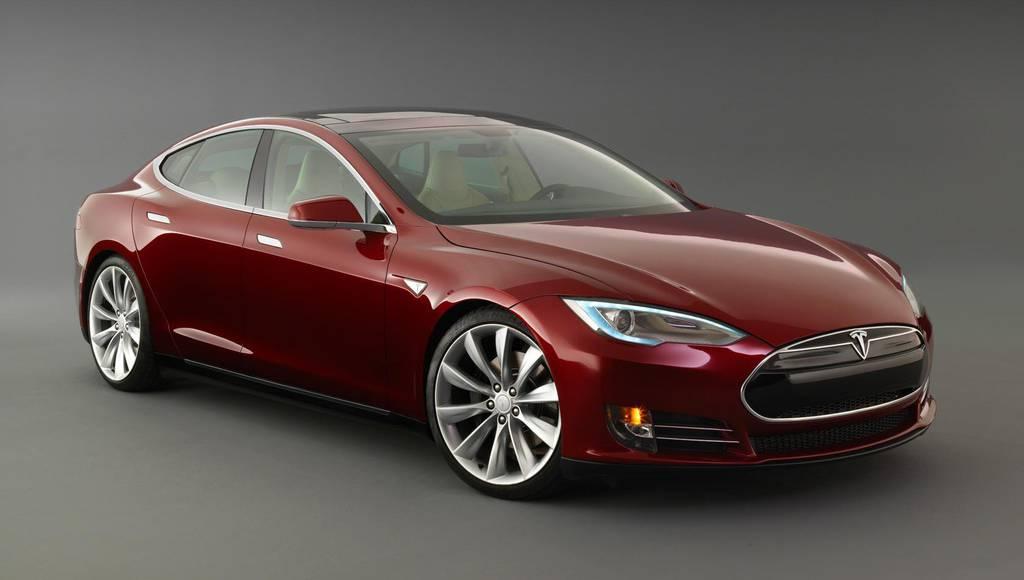 Tesla Model S receives an important update