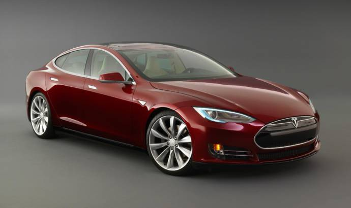 Tesla Model S receives an important update