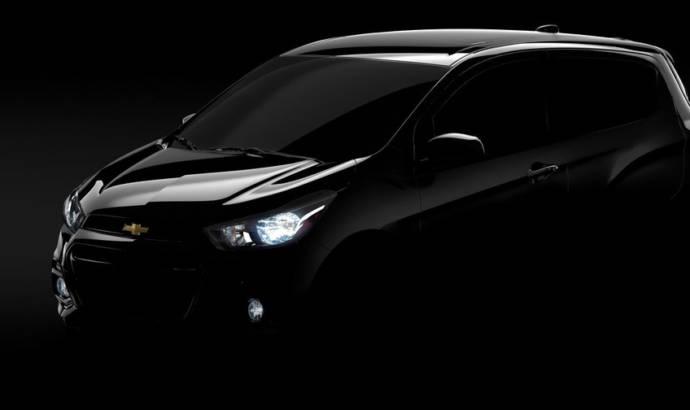 2015 Chevrolet Spark new generation announced