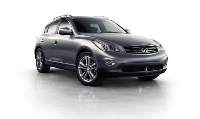 2016 Infiniti QX50 will be introduced in New York