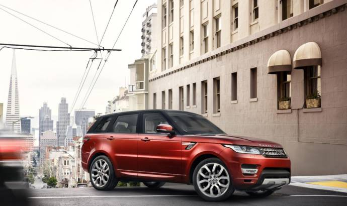 2016 Range Rover Sport US range enhanced