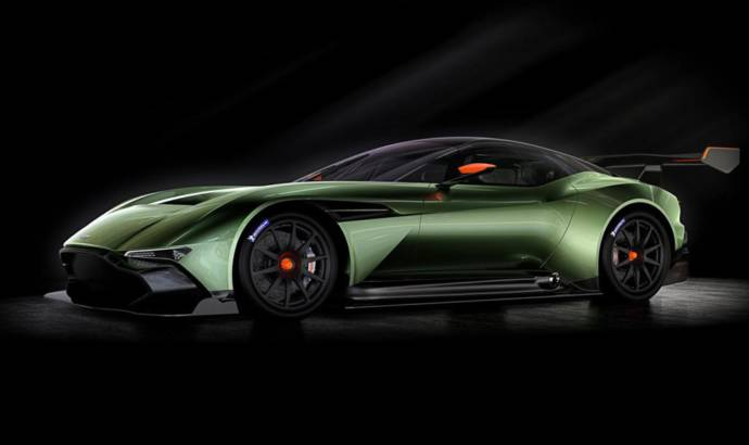 Aston Martin - Long live the V12 and the manual transmission