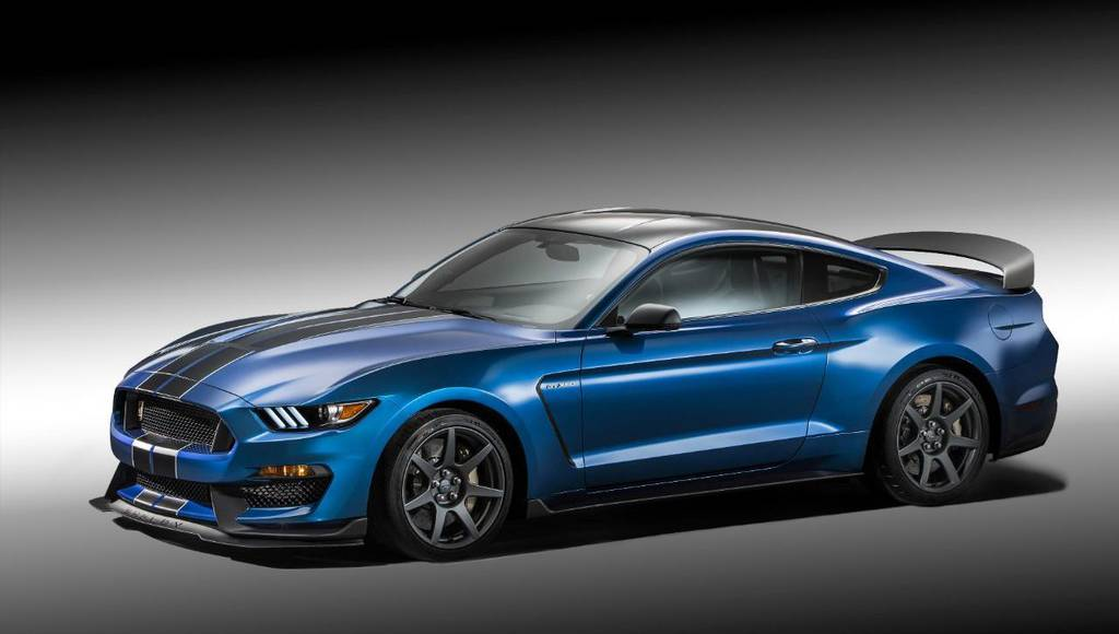 2015 Ford Shelby GT350 Mustang to be produced in limited numbers