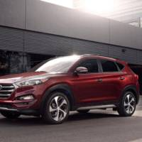 2016 Hyundai Tucson official details and photos
