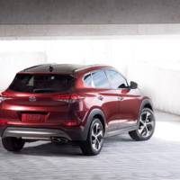2016 Hyundai Tucson official details and photos