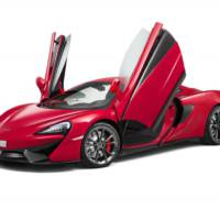 2015 McLaren 540C - Official pictures and details